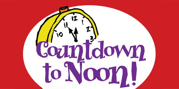 December 31 2016 10 00 Am 2 Pm Edt 5 7 Countdown To Noon