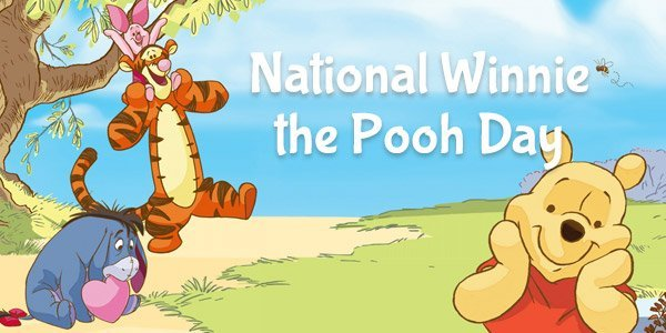 National winnie the pooh day