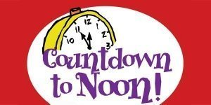Countdown to Noon!